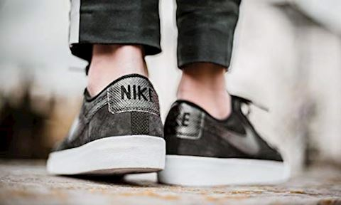 Nike Blazer Low LX Women's Shoe - Black Image 5