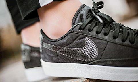 Nike Blazer Low LX Women's Shoe - Black Image 6