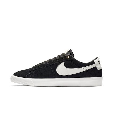 Nike SB Blazer Low GT Men's Skateboarding Shoe - Black Image