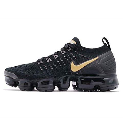 Nike Air VaporMax Flyknit 2 Women's Shoe - Black Image