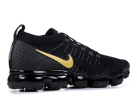 Nike Air VaporMax Flyknit 2 Women's Shoe - Black Image 11