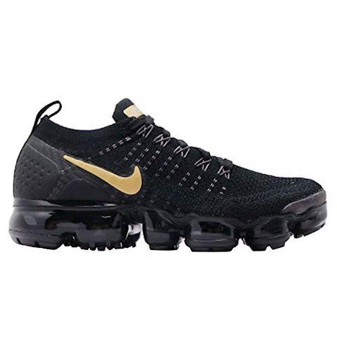 Nike Air VaporMax Flyknit 2 Women's Shoe - Black Image 5