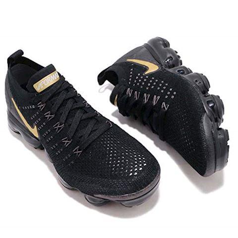 Nike Air VaporMax Flyknit 2 Women's Shoe - Black Image 6
