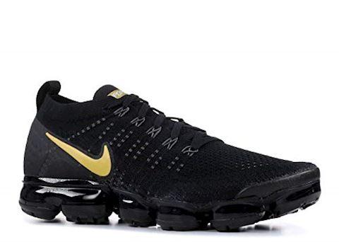 Nike Air VaporMax Flyknit 2 Women's Shoe - Black Image 9