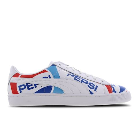 909b76321af Puma Basket X Pepsi - Men Shoes Image