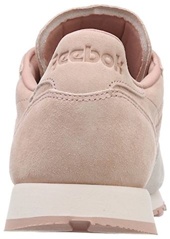Reebok Classic  CLASSIC LEATHER NBK  women's Shoes (Trainers) in Pink Image 2