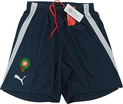 Puma Morocco Mens Goalkeeper Player Issue Home Shorts 2008 Image