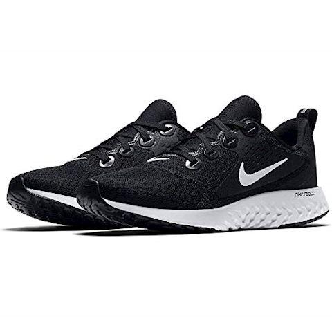 Nike Legend React Older Kids'Running Shoe - Black Image 3