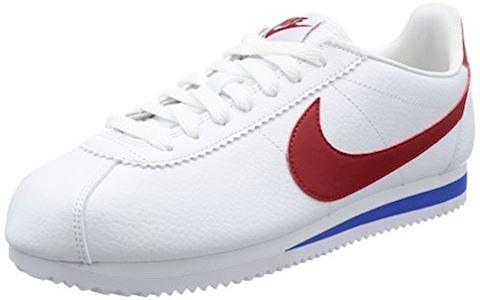 Nike Classic Cortez Men's Shoe - White Image