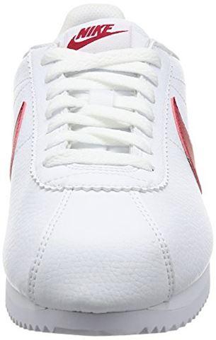 Nike Classic Cortez Men's Shoe - White Image 4