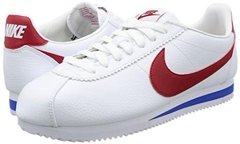 Nike Classic Cortez Men's Shoe - White Image 5