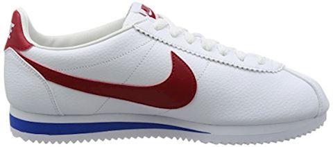 Nike Classic Cortez Men's Shoe - White Image 6