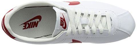 Nike Classic Cortez Men's Shoe - White Image 7