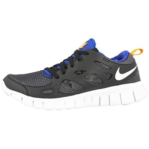 innovative design f0bcc 672bc Nike FREE RUN 2 JUNIOR boys s Shoes (Trainers) in Black Image