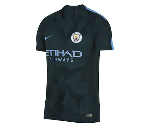 Nike Manchester City Mens SS Player Issue Third Shirt 2017/18 Image