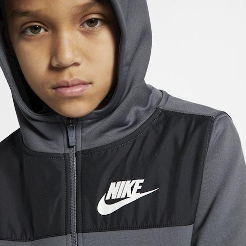 Nike Sportswear Advance 15 Older Kids' (Boys') Tracksuit - Grey Image 3