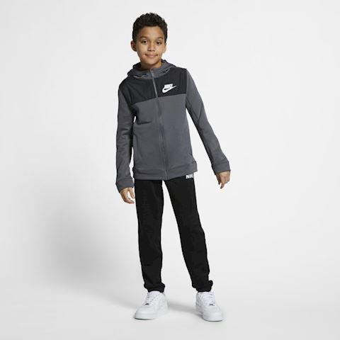 Nike Sportswear Advance 15 Older Kids' (Boys') Tracksuit - Grey Image 5