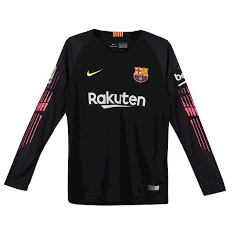 9a8b26fbc1f Nike Barcelona Kids LS Goalkeeper Home Shirt 2018 19 Image