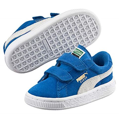 Puma Suede 2 Straps Baby Trainers Image 7