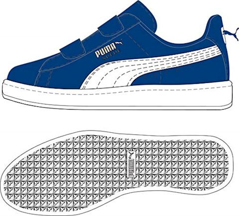 Puma Suede 2 Straps Baby Trainers Image 8
