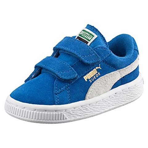 Puma Suede 2 Straps Baby Trainers Image 10