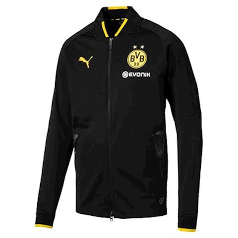Dortmund Track Top Stadium - PUMA Black Image