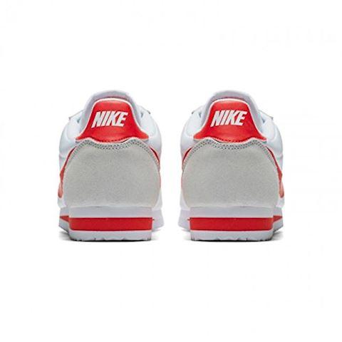 Nike Classic Cortez Nylon Unisex Shoe - White Image 14