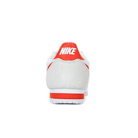 Nike Classic Cortez Nylon Unisex Shoe - White Image 8