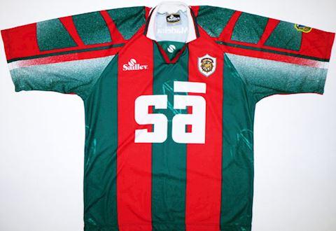 Maritimo Mens SS Home Shirt 1998/99 Image