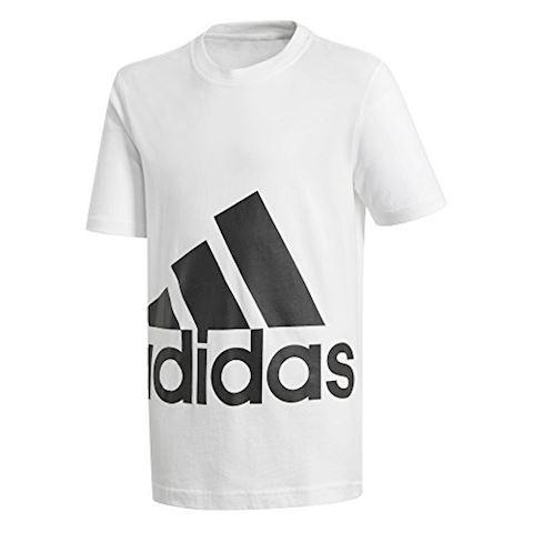 adidas Essentials Big Logo Tee Image