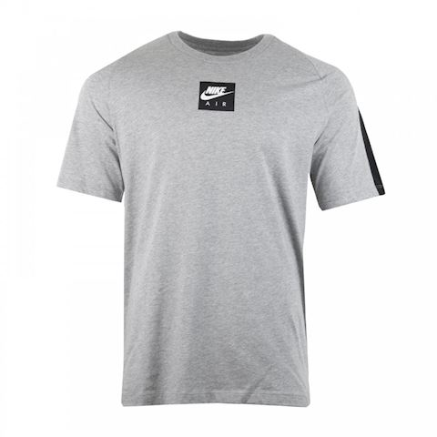 a185c88e Nike T-Shirt NSW Nike Air 3 - Dark Grey Heather/Black/White | 929342 ...