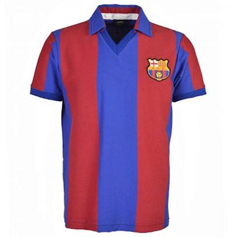 Barcelona Mens SS Home Shirt 1980/81 Image