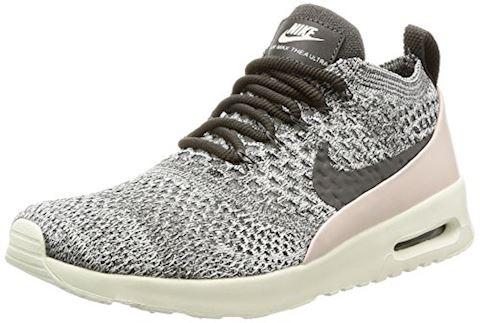 Nike Air Max Thea Ultra Flyknit Women's Shoe - Grey Image