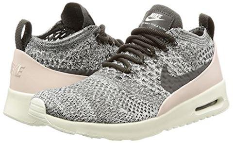 Nike Air Max Thea Ultra Flyknit Women's Shoe - Grey Image 5