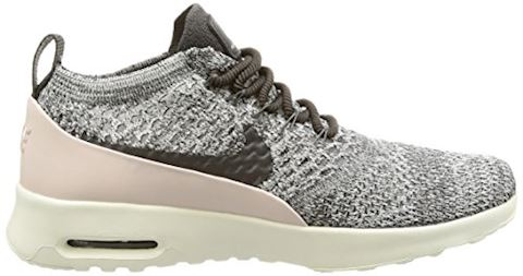 Nike Air Max Thea Ultra Flyknit Women's Shoe - Grey Image 6