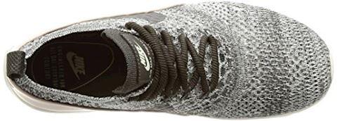 Nike Air Max Thea Ultra Flyknit Women's Shoe - Grey Image 7