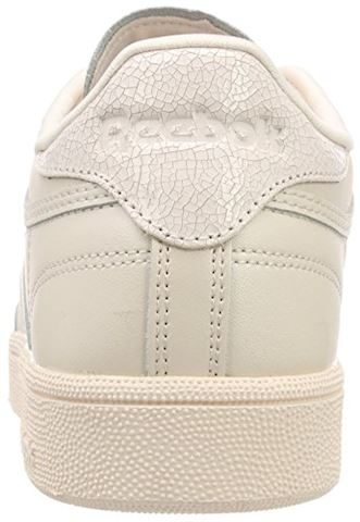 Reebok Classic  CLUB C 85  women's Shoes (Trainers) in multicolour Image 2