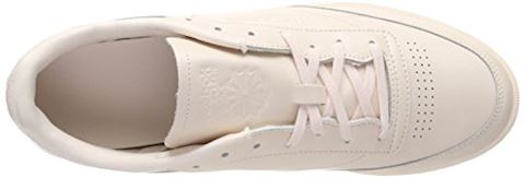 Reebok Classic  CLUB C 85  women's Shoes (Trainers) in multicolour Image 7