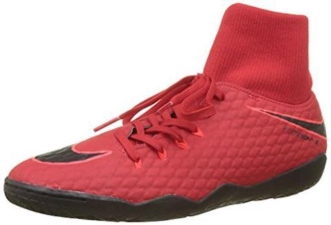 Nike HypervenomX Phelon 3 DF IC Fire - University Red/Black Image