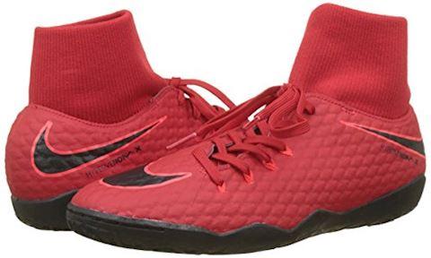 Nike HypervenomX Phelon 3 DF IC Fire - University Red/Black Image 5