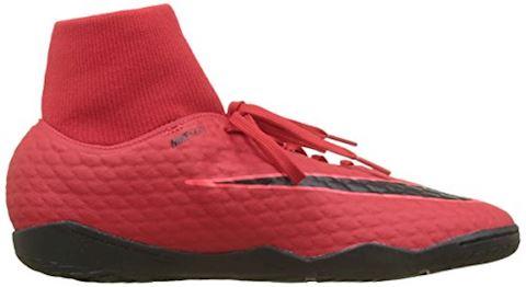 Nike HypervenomX Phelon 3 DF IC Fire - University Red/Black Image 6