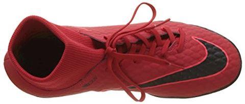 Nike HypervenomX Phelon 3 DF IC Fire - University Red/Black Image 7