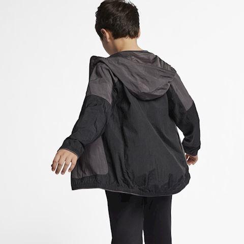 Nike Dri-FIT Older Kids' (Boys') Woven Training Jacket - Black Image 2