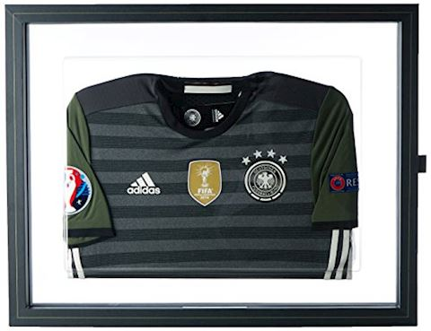 adidas Germany Mens SS Player Issue Home Shirt 2016 Image 3