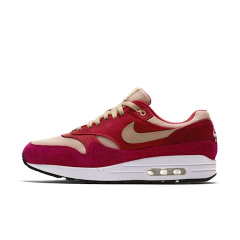 Nike Air Max 1 Premium Retro Men's Shoe - Red Image