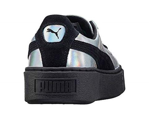 Puma Basket Platform Explosive Women's Trainers Image 4