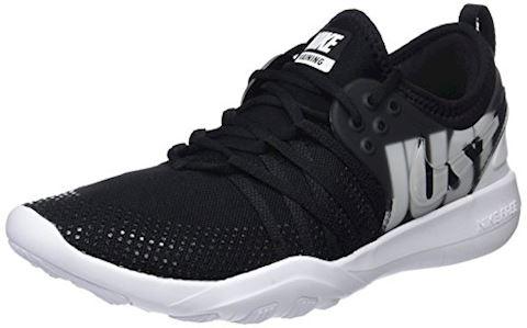 Nike Free Trainer 7 Premium Women's Bodyweight Training, Workout Shoe - Black Image