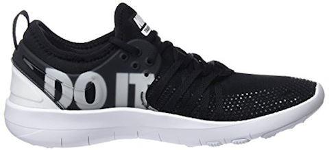 Nike Free Trainer 7 Premium Women's Bodyweight Training, Workout Shoe - Black Image 6