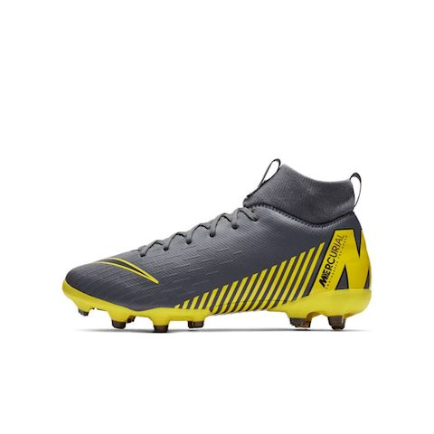 release date 96329 41b8f Nike Jr. Superfly 6 Academy MG Game Over Younger/Older Kids' Multi-Ground  Football Boot - Grey
