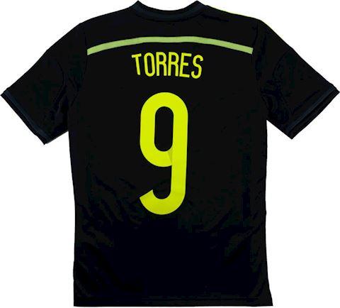 adidas Spain Kids SS Away Shirt 2013 Image 7